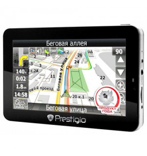 Car-навигатор PrestigioGeoVis5700 HD4Gb
