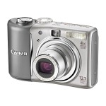 Цифровой фотоаппарат Canon A1100 Silver
