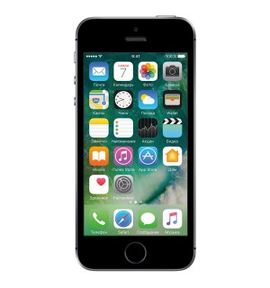 Коммуникатор Apple iPhone SE 64 Gb Space Gray A1662